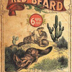 Red Beard presenta nuevo y exitoso disco Dakota
