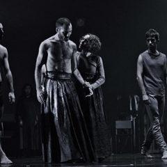 ERRITU, de Kukai Dantza & Sharon Fridman en el Teatro Cuyás