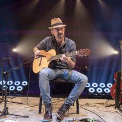 Yul Ballesteros invita a ver y sentir Canarias a través del jazz en 'Islazz'