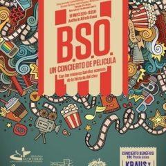 B.S.O.  Un Concierto de Película
