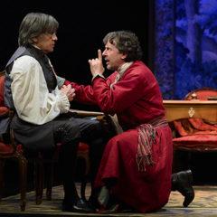 'Voltaire-Rousseau: la disputa', de J. F. Prévand en el Teatro Cuyás