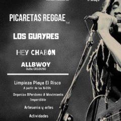 Concierto 'Bob Marley Day III'