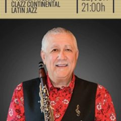 PAQUITO D´RIVERA & NELLA ROJAS  Clazz Continental Latin Jazz