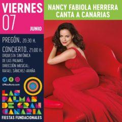 «Nancy Fabiola Herrera canta a Canarias» con la Orquesta Sinfónica de Las Palmas