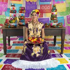 La cantante mexicana Lila Downs actuará el sábado 22 de junio en el anexo de la plaza de la Música