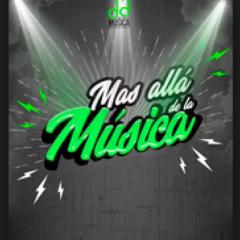 MÁS ALLÁ DE LA MÚSICA, un musical para toda la familia