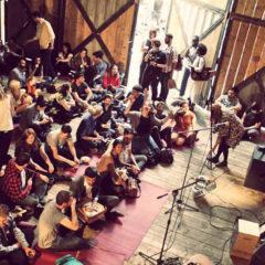 Concierto de Sofar Sounds Experiencia de música en directo con artistas «secretos»