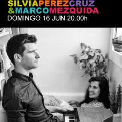 Concierto de Silvia Pérez Cruz y Marco Mezquida Voz y Piano
