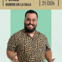 Actuación de Kike Pérez dentro del programa 'Humor en la Sala'