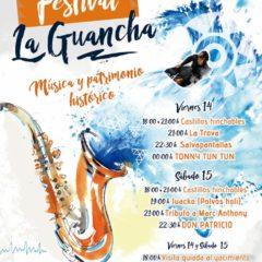 La música de Tonny Tun Tun y Don Patricio hará latir el corazón del Festival La Guancha 2019