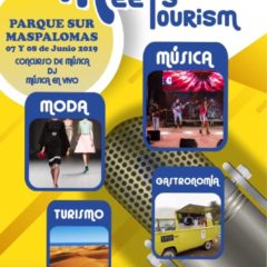 Musicmeetstourism 7 y 8 de junio en Parque Sur, Maspalomas.