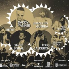 Sun and Stars Fest⭐️☀️ El festival más esperado llega a Gran Canaria el 29 de junio