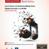 Concierto final – IV Concurso Nacional de Jóvenes Intérpretes