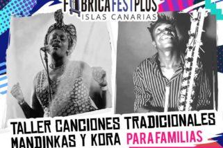 Breves música: Canciones tradicionales 'Mandinkas y Kora'