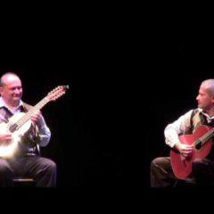 Edwin y Billy Colón en concierto en el Auditorio Alfredo Kraus