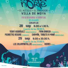 VIII Festival Costa Norte en el El Altillo-El Pagador