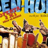 La loca, loca historia de Ben-Hur, inaugura temporada en el Teatro Cuyás