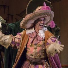 'Entre bobos anda el juego', de F. de Rojas en el Teatro