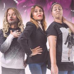 'Juntas pero no revueltas' con Antonia San Juan, Omayra Cazorla y Jabicombé