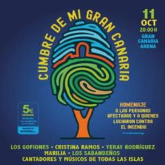 Evento solidario Cumbre de Mi Gran Canaria