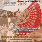 'Viva la Zarzuela'. Selección de las romanzas y coros de los títulos más emblemáticos y celebrados del género