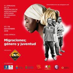 VI Jornadas 'Migraciones, Género y Juventud'