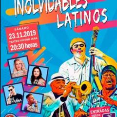 INOLVIDABLES LATINOS Concierto de Santa Cecilia de la Asociación Cultural Sol y Viento