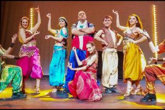 LA LÁMPARA MARAVILLOSA – Tributo Aladdin