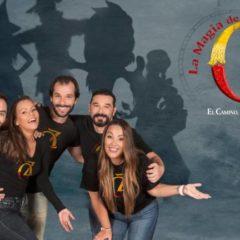 La Magia de OZ en el Teatro Cruce de Culturas