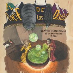 'El ponche de los deseos', de Toroto Teatro en el Teatro Guiniguada
