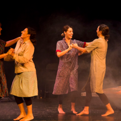 PROYECTO FAUSTO, de A. Tabares en el Teatro Cuyás