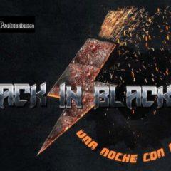 BACK IN BLACK. Una noche con ACDC