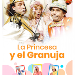 La Princesa y El Granuja en el Teatro Municipal Juan Ramón Jiménez