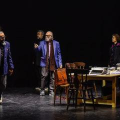 SIETE HOMBRES BUENOS, de J. Mayorga en el Teatro Cuyás