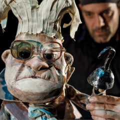 ADIÓS PETER PAN, de Festuc Teatre, en el Teatro Cuyás