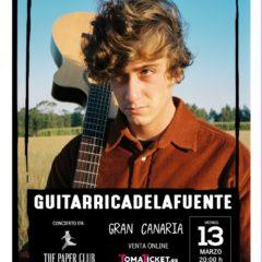 Guitarricadelafuente en Gran Canaria