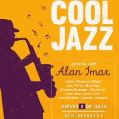 Jam Always Music: Cool Jazz en la Fábrica La Isleta