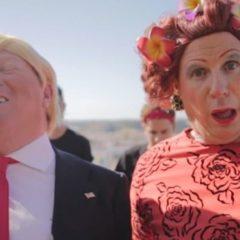 Los Morancos, humor en estado puro en el Parque Santa Catalina
