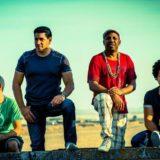 Los cubanos Orishas, traen el ritmo latino a la ciudad de Las Palmas de Gran Canaria