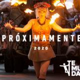 25º Festival de Teatro Música y Danza de Las Palmas de Gran Canaria – TEMUDAS