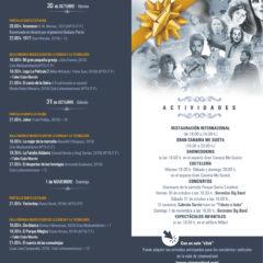 11º Festival Cine + Food, programa completo