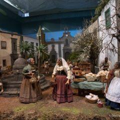 Las Casas Consistoriales, el Museo Castillo de Mata y el Palacete Rodríguez Quegles se visten de Navidad