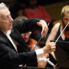 Concierto de la Orquesta Filarmónica de Gran Canaria Günther Herbig