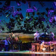 «Barranco abajo» teatro constumbrista en el Auditorio de Valleseco