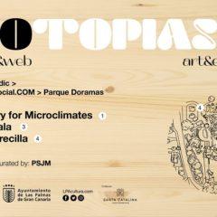 """PSJM prepara «Biotopías 2», intervenciones de """"street&web"""" sobre arte y ecología en el parque Doramas"""