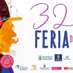 32º Feria del Libro de Las Palmas de Gran Canaria
