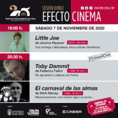 Nueva sesion del Festival de Cine de Las Palmas de G.C