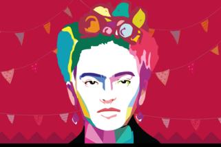 «Pinceles y flores» acerca a las familias la vida y obra de Frida Kahlo
