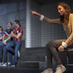 JAURÍA, de Jordi Casanova en el Teatro Cuyás