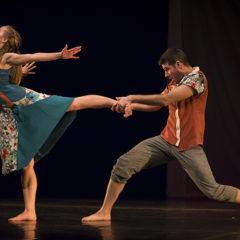NUDOS, de DATE.DANZA en el Teatro Cuyás